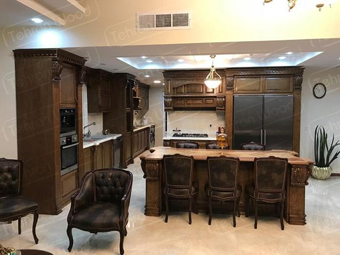 ترمو وود آشپزخانه