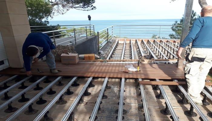 زیرسازی پیش از نصب ترمووود
