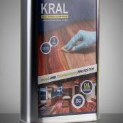 لاک و پوشش محافظ Kral