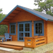 رنگ پایه آب خانه چوبی بورما واکس